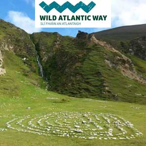 Achill Island on the Wild Atlantic Way